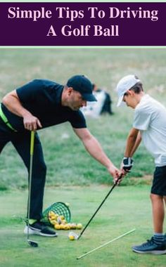 if you could improve one a part of your game an amount it's? Most people wish to be able to drive the ball longer. Imagine being capable of drive the ... Golf Driver Tips, Golf Drivers, Golf Tips, Driving Tips, How To Start Running, Track And Field, Golf Ball, Things That Bounce, Game