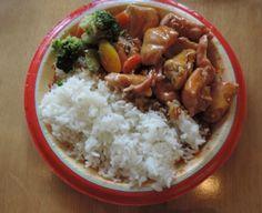 Teriyaki Chicken from Katsura Grill at #Epcot