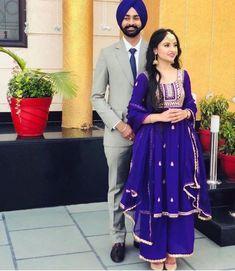 Bridal Suits Punjabi, Pakistani Bridal Dresses, Punjabi Suits Designer Boutique, Indian Designer Suits, Patiala Suit Designs, Kurta Designs, Dress Indian Style, Indian Fashion Dresses, Stylish Dress Designs