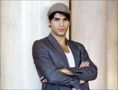 Tooji the persian-norwegian candidate for Eurovision Song Contest 2012