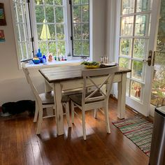 Multi Functional Tall Table American & Dark Walnut Stained Country White Kitchen Island W Center Shelf Custom Sizes Colors Avail Rustic Wood Bench, Rustic Furniture, Wood Table, Rustic Barn, Rustic Farmhouse Table, Farmhouse Shutters, Rustic Kitchen, Country White Kitchen, Rustic Bookcase