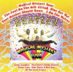 The Beatles Magical Mystery Tour (LP)- Spirit of Rock Webzine (fr)
