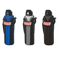 Coleman C01S816 Stainless Steel Sports Bottle, Assorted Colors, 1-Quart *** Continue to the product at the image link.