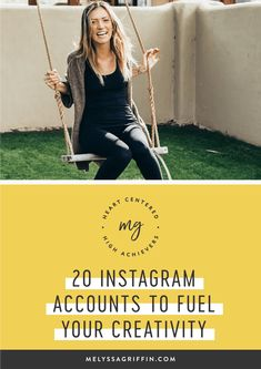 If you want to learn how to grow your instagram following, check out these top accounts. Fuel your creativity and tons of social media content ideas from their posts. They have tons of great business growth tips, instagram marketing ideas and more! #melyssagriffin, #instagramfollowers, #instagramtips, #instagrammarketing, #growyourinstagram