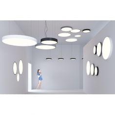 Подвесные светодиодные светильники серии RINGO