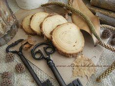 """Trunk tree cookies from """"El Zurrón de los Postres"""": excellent!! · Galletas tronco de árbol de El Zurrón de los Postres: magníficas!!!"""