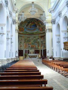 Italy, Spoleto, duomo