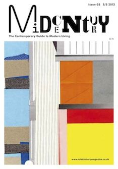 Print Magazine - MidCentury - The guide to Modern furniture, Interiors and architecture House Plans Uk, Modern House Plans, Small House Plans, Mid-century Modern, Modern Design, Retro Graphic Design, Design Movements, Magazine Design, Modern Living