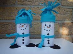 Schneemann Filz - Garden Design And Home Decor Christmas Sewing, Christmas Crafts For Kids, Diy Christmas Ornaments, Christmas Time, Christmas Decorations, Toilet Paper Roll Crafts, Craft Day, Theme Noel, Snowman Crafts