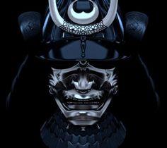 Samurai Warrior Battle Helmet
