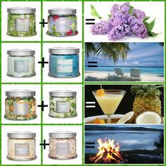 Find your signature fragrance  Which one do you like? www.partylite.biz/kaisametcalfe