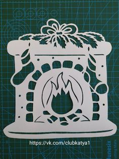 Вытынанки шаблоны для вырезания Paper Cutting Patterns, Diy And Crafts, Paper Crafts, Winter Holidays, Paper Art, Stencils, Kirigami, Hobbit, Christmas
