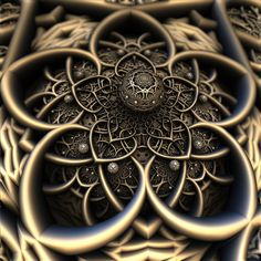 DeviantArt: More Like Tweakers Delight Parameters Fun by PaMonk Cathedral Architecture, Gothic Architecture, Natural Form Art, Gothic Windows, Psychedelic Pattern, Islamic Art Pattern, Laser Art, Architectural Elements, Abstract Sculpture