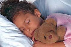 Waarom denk je dat een kind meer slaap nodig heeft dan een volwassenen?
