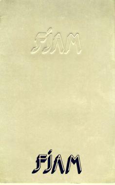 Fiam's catalog   #Fiam #madeinitaly #furniture #glass #interiordesign #design  www.fiamitalia.it/