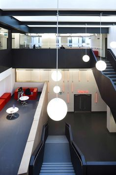 Image 5 of 16 from gallery of School Of Arts In Canterbury / Hawkins\Brown. Photograph by Daniel Clements