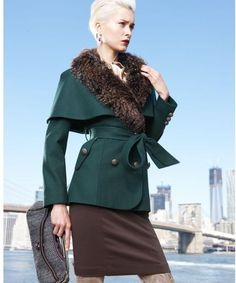 Steve Madden Capelet - MUST HAVE!!