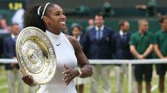 Serena williams, La número uno del mundo, que consiguió su séptimo entorchado en la capital británica, igualó además a la alemana Steffi Graf con 22 tí | Los récords más importante del Tenis mundial - Yahoo Deportes