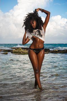 dark dominican women - Google Search