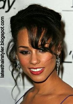 Amazing Prom Hairstyles Down Prom Hairstyles And Black Girls On Pinterest Hairstyles For Women Draintrainus