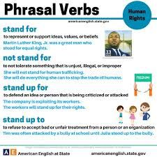 Znalezione obrazy dla zapytania phrasal verbs brush american state english
