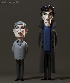 Sherlock by Evil Corp