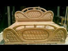 Wooden bed designs Welcome to our channel Home modern info In this video we are showing different beautiful new bed designs which will be helpful for making . Latest Wooden Bed Designs, New Bed Designs, Wooden Sofa Set Designs, Double Bed Designs, Wood Bed Design, Wooden Door Design, Wooden Doors, Bed Designs In Wood, Latest Door Designs