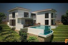 Villa i Kyrenia, North Cyprus North Cyprus, Villa, Mansions, House Styles, Home Decor, Mansion Houses, Homemade Home Decor, Decoration Home, Room Decor