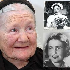 """Irena Sendlerowa: A phenomenal woman and member of Zegota, a secret organization dedicating to rescuing Polish Jews. She handed out money and clothes, and smuggled children to safety through sewers. She bribed her way out of execution and later was honored by the Polish government for """"rescuing the most defenseless victims of Nazi ideology"""" (children) and was nominated for the Nobel Peace Prize."""