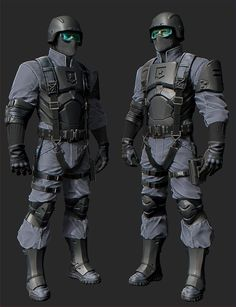 Soldier by mojette on DeviantArt Cosplay Armor, Male Cosplay, Game Character Design, Character Art, Armor Concept, Concept Art, Cyberpunk Rpg, Tactical Armor, Futuristic Armour