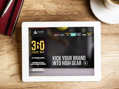 KICK YOUR BRAND INTO HIGH GEAR #ThinkAccurate