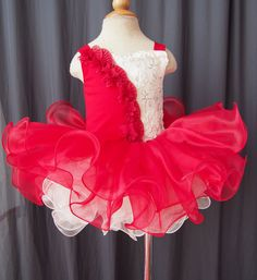 Infant/toddler/baby/children/kids Girl's Pageant evening/prom Dress/clothing/gown for birthday,wedding,bridal,gift,party,1~4T G025-2 on Etsy, $57.18 AUD