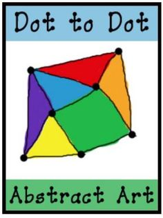 abstract art for kids | Easy Abstract Art Project for Any Age | Homeschool Ideas | Art ...