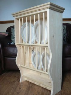 plate racks The Plate Rack Store Beautiful Handmade Kitchen Furniture sent to anywhere in UK mainland for 15 courier fee Height - 87 cm with moulding) Width - 54 cm with mouldi Furniture, Kitchen Furniture, Plate Racks, Plate Rack Wall, Modern, Handmade Kitchen Furniture, Handmade Kitchens, Plates, Rack