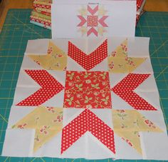 {Sisters and Quilters}: APPLE PIE IN THE SKY QUILT ALONG BLOCK 10