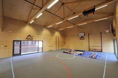 Sportruimte in de RK Maria basisschool
