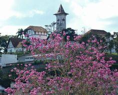 BARBACENA - MG, Brasil Escola Agrícola