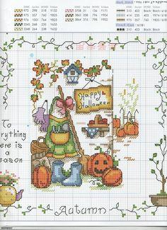 Brilliant Cross Stitch Embroidery Tips Ideas. Mesmerizing Cross Stitch Embroidery Tips Ideas. Fall Cross Stitch, Cross Stitch Books, Cross Stitch Needles, Cross Stitch Samplers, Cross Stitch Flowers, Cross Stitch Charts, Cross Stitch Designs, Cross Stitching, Cross Stitch Embroidery