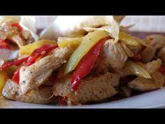 Tavuk Fajita - Et Yemekleri Tarifleri - SevgiilePY