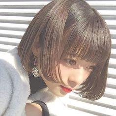 いいね!782件、コメント2件 ― 安藤圭哉 SHIMA PLUS1 stylistさん(@andokeiya)のInstagramアカウント: 「くせ毛風パーマに切りっぱなしボブ✂︎ . おウチでもできる再現スタイリングもしっかりお教えします☝️ . 明日のご予約 は当日予約の空きがありますので、お気軽に ご連絡ください…」 Girl Short Hair, Short Hair Cuts, Short Hair Styles, Bob Hairstyles For Fine Hair, Girl Hairstyles, Hair Arrange, Japanese Hairstyle, Photography Women, Along The Way