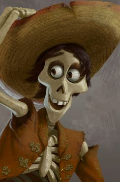 How Do They Bring the Skeletons to Life in Coco #PixarCOCOEvent