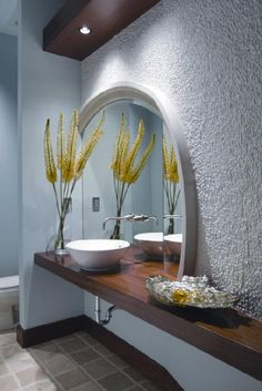 Beautiful Hallway Bath