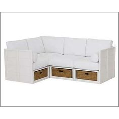 STRATTON 4-PIECE L-SHAPE SECTIONAL - Photo