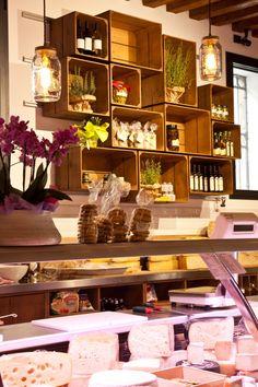 EL BOCON DEL PRETE food store by Filippo Remonato Bassano del Grappa Italy