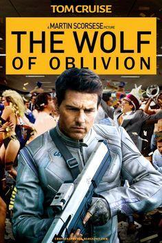 THE WOLF OF OBLIVION / One of the few remaining drone repairmen assigned to Earth discovers a crashed spacecraft and lives the high life to his fall involving crime, corruption and the federal government.