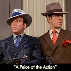 'Apiece of the Action' (TOS)
