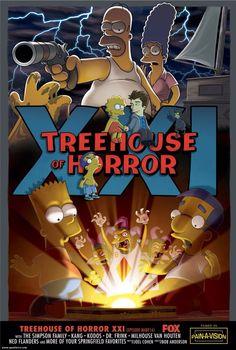 Treehouse of Horror XXI (21)