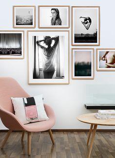 How to hang your art | JUNIQE