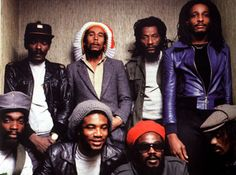 Bob Marley and His Family | Bob Marley & the Wailers