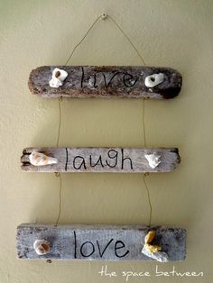 driftwood projects crafts - Google Search